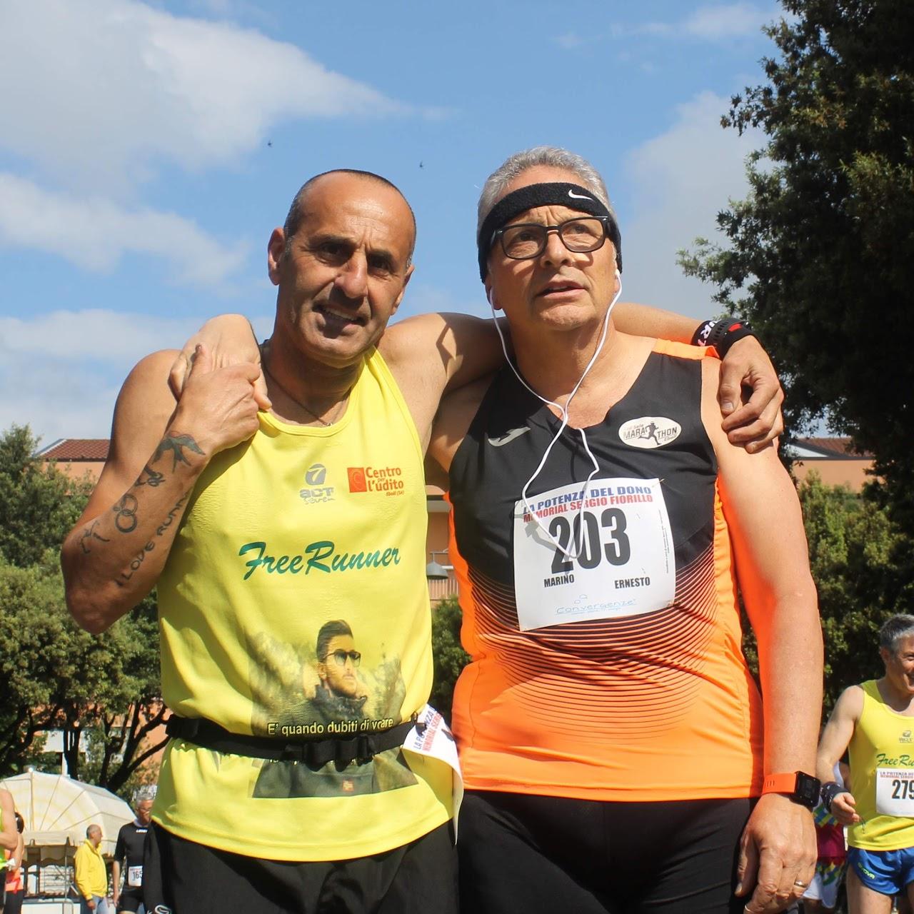 Sele Marathon Sergio Fiorillo