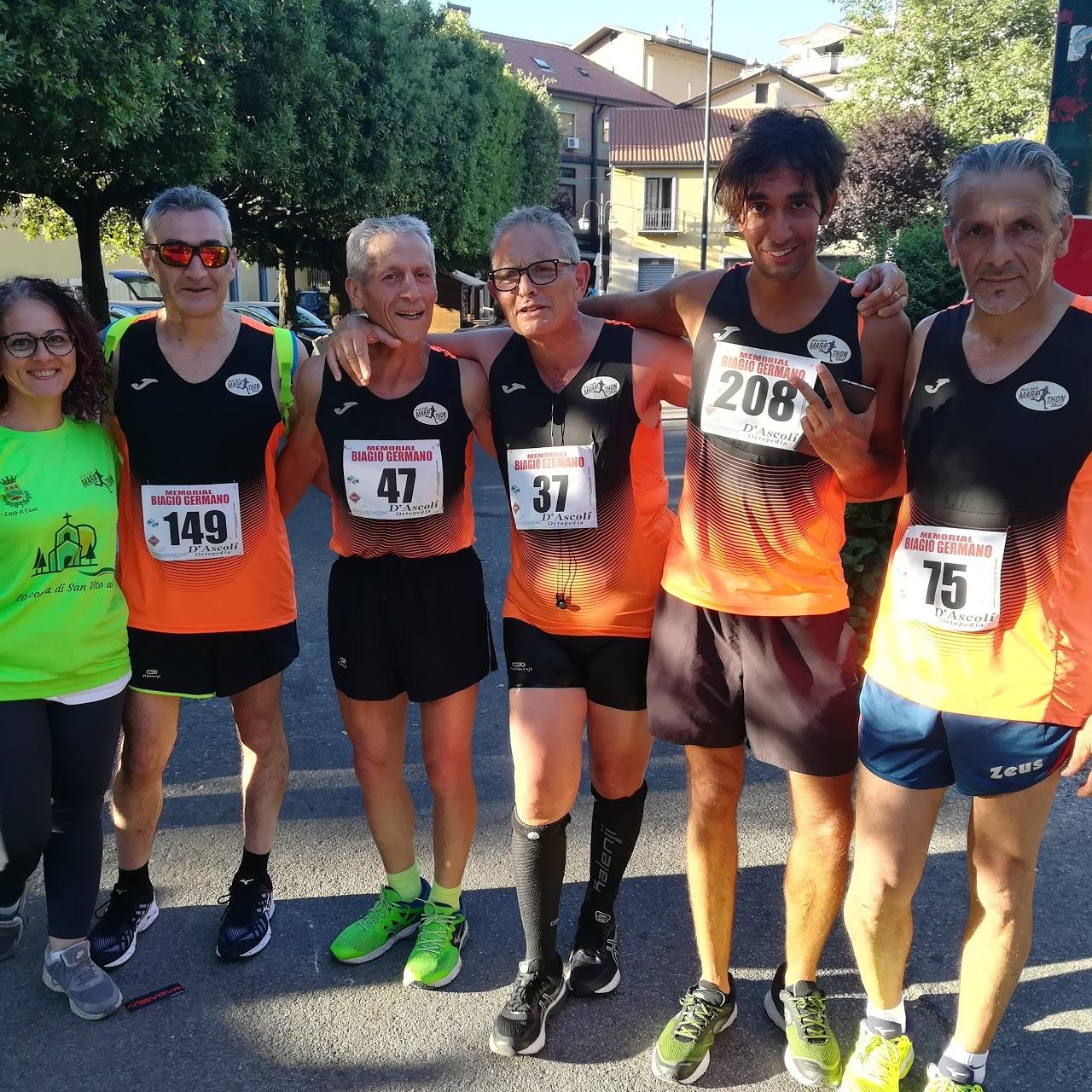 Sele Marathon Sicignano