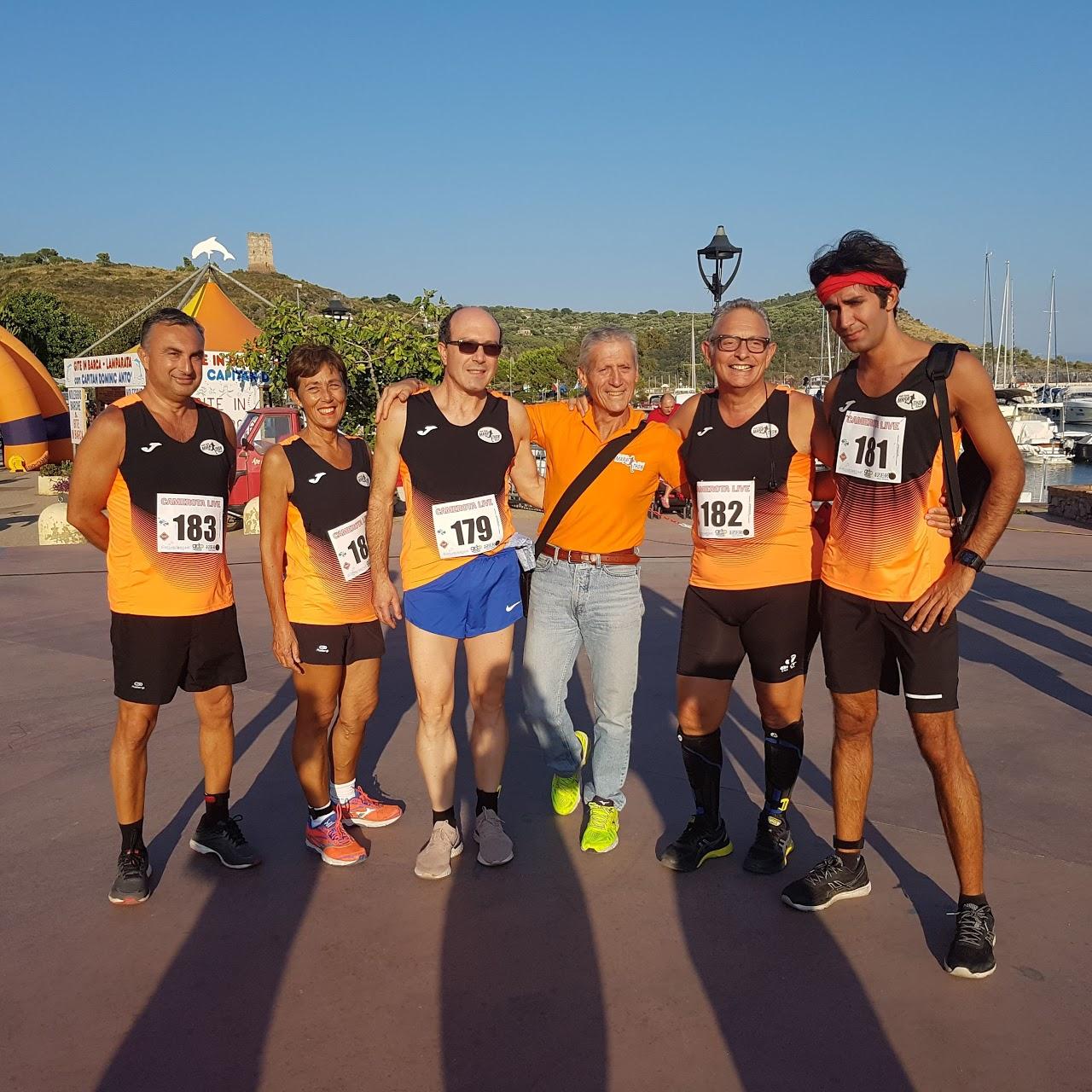 Sele Marathon Camerota Live