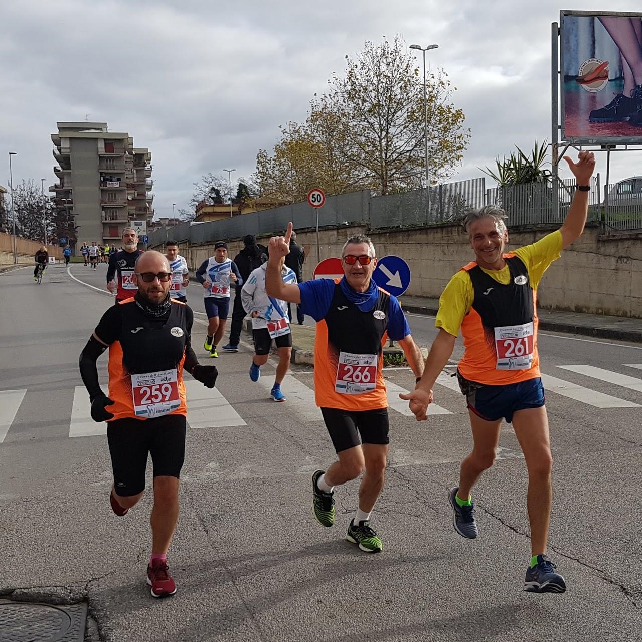 Sele Marathon Corsa dell'Amicizia