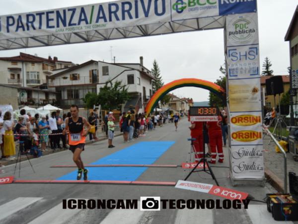 Dario Forlenza – Maratonina dei 5 comuni